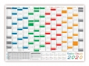 XL Classic Wandkalender 2020 orange
